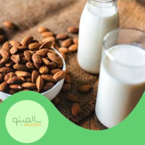 شیر بادام سالمیتو